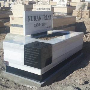 Karşıyaka Mezarlığı Mezar Yapımı