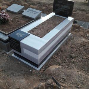 Mezar Yapımı Karşıyaka Mezarlığı