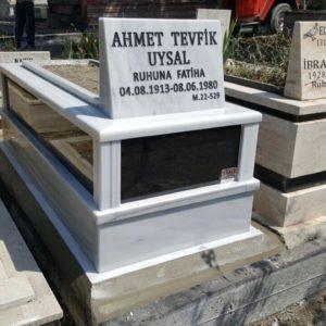 Cebeci Mezarlığı Mezar Yapımı
