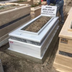 Ankara Andezit Taşı Mezar