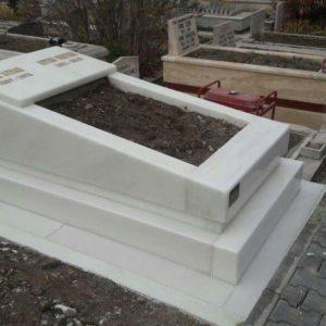 Ankara Beyaz Mermer Mezar Fiyatları