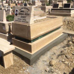 Ankara Mozaik Mezar Fiyatları