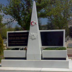 Ankara Mozaik Mezar Modelleri
