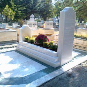 Asri Mezarlığı özel Tasarım Mezarlar