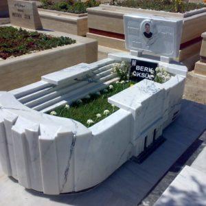 Sincan Mezarlığı özel Tasarım Mezarlar