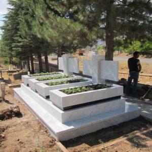 Değişik Tasarım Mezar