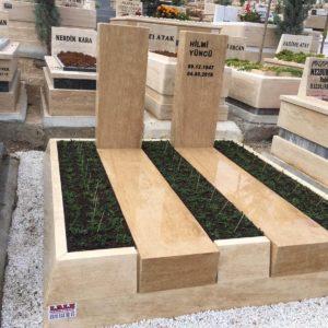 çift Kişilk özel Tasarım Mezar