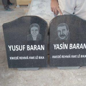 çift Kişilik Mezar Taşları