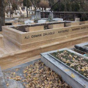 4 Kişilik Aile Mezarı