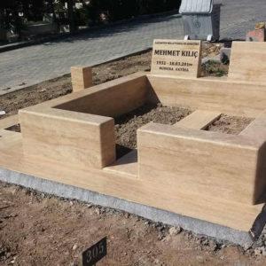 2 Kişilik Aile Mezarı