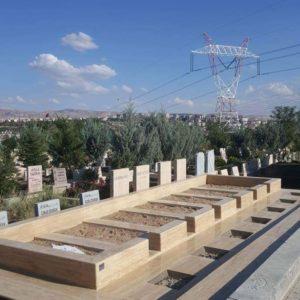 7 Kişilik Aile Mezarı