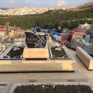 3 Kişilik Aile Mezarı