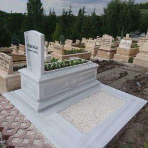 Asri Mezarlığı Mezar Bakımı