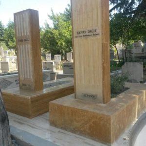 Ankara Uzun Mezar Baş Taşı