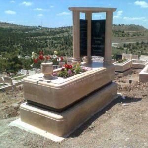 Lale özel Tasarım Mezar Taşı