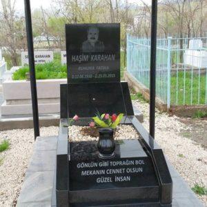 Siyah Granit Mezar Taşı Fiyatları
