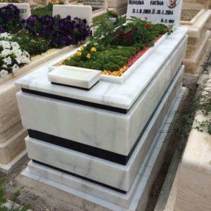 Blok Kalın Mezar Tamiri