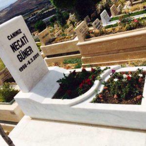 Blok Kalın Mezar Bakımı