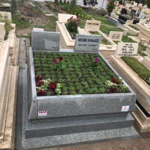 Ankara Traverten Mermer Mezar Bakımı