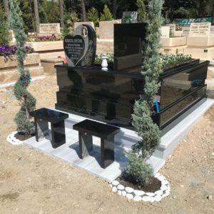 Yerli Granit Mezar Tamiri