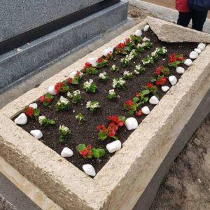 Yerli Granit Mezar Bakımı
