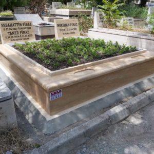 Orjinal Granit Mezar Bakımı