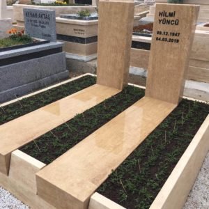 Değişik Özel Tasarım Mezar Bakımı