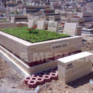 Ankara Tekparça Blok Mezar Tamiri