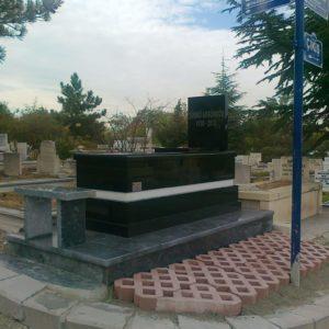 Ankara Granit Mezar Taşı Modelleri