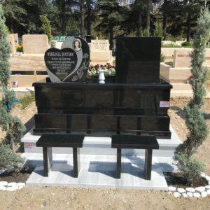 Granit Mezar Yapımı
