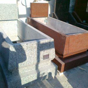 Blok Granit Mezar Modelleri