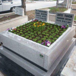 Granit çift Kişilik Mezar
