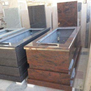 Kahverengi Granit Mezar