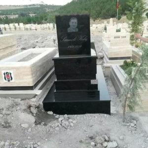 özel Ithal Granit Mezar