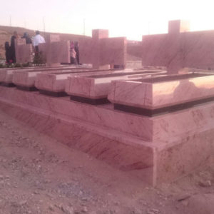Aile Kabristanı Granit Mezar
