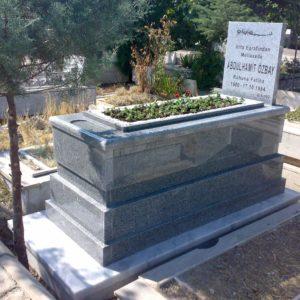 Hazır Granit Mezar Bakımı