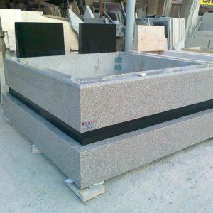 Hazır Granit Mezar Modelleri