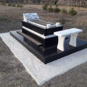 Ankara Hazır Granit Mezar