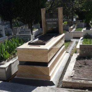 Ankara Traverten Mezar