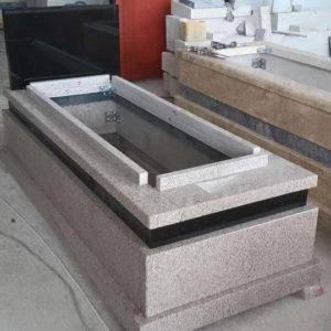 Yerli Granit Mezar Modelleri Tamiri