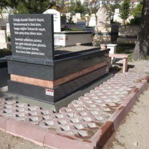 Yerli Granit Mezar